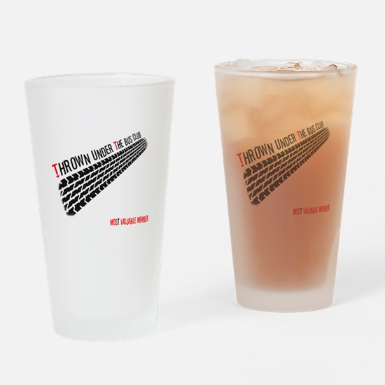 Thrown from the Bus Club - MVP Drinking Glass