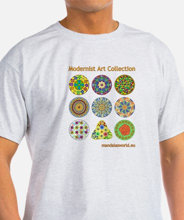 Modernist Art Collection T-Shirt