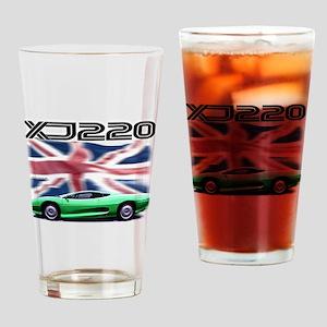 XJ220 Drinking Glass