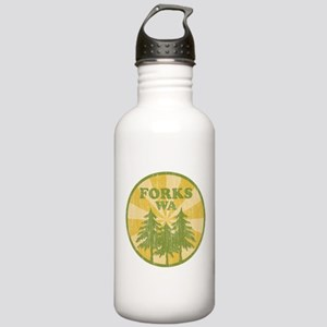 Forks, WA Stainless Water Bottle 1.0L