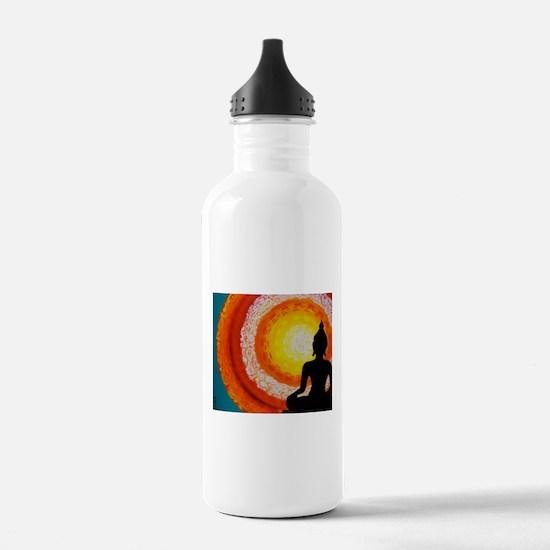 TRANSCENDENTAL MEDITATION Stainless Bottle 1.0L
