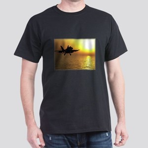 Sunset Black T-Shirt