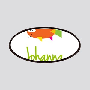 Johanna is a Big Fish Patches