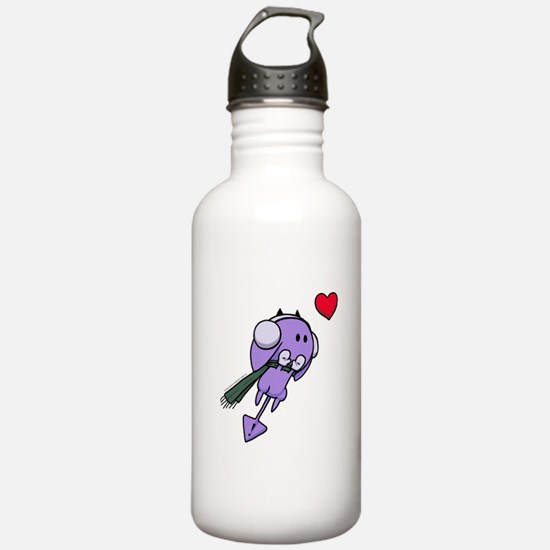 Winter Purple Devil Water Bottle