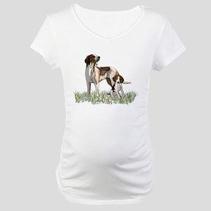 walker coon Hound Maternity T-Shirt