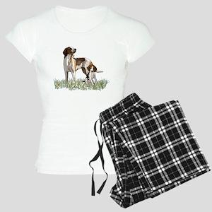 walker coon Hound Women's Light Pajamas