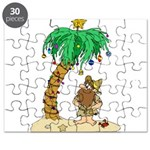 Desert Island Christmas Puzzle