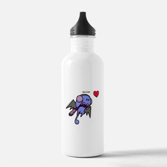 Winter Angel Water Bottle