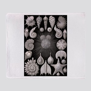 Nautiloids Throw Blanket