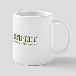 Natural Triplet Mug