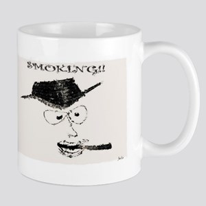 Jmcks Smoking Cowboy Mug