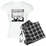Bamboostravaganza (no text) Women's Light Pajamas