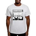 Bamboostravaganza (no text) Light T-Shirt