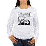 Bamboostravaganza (no text) Women's Long Sleeve T-