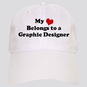 Heart Belongs: Graphic Design Cap