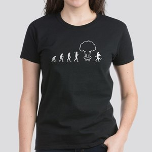 Nuclear Evolution Women's Dark T-Shirt