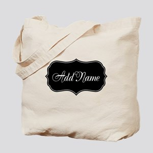 ADD YOUR NAME Tote Bag