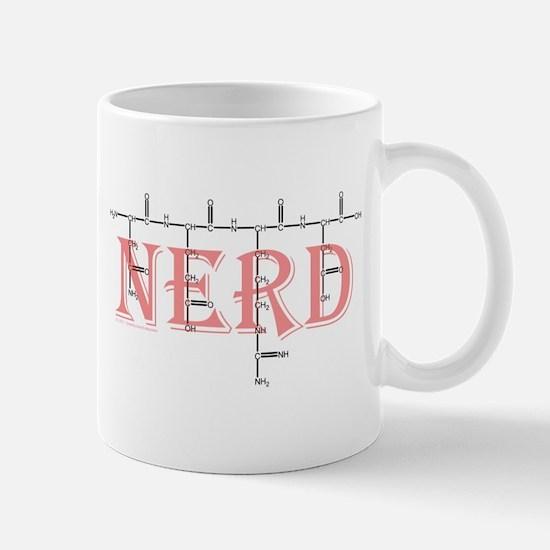 'NERD' Polypeptide Mug