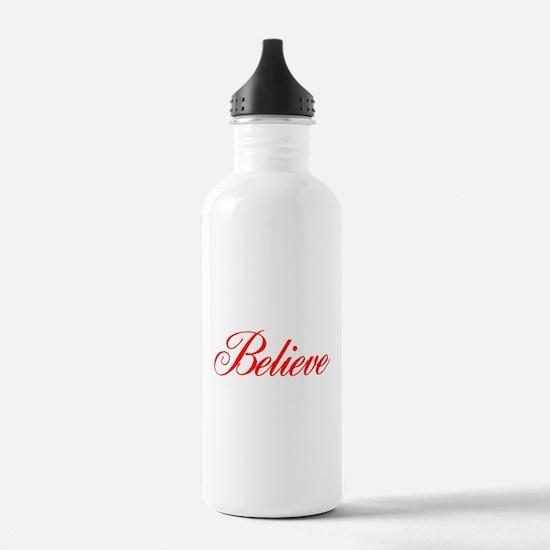 BELIEVE Water Bottle