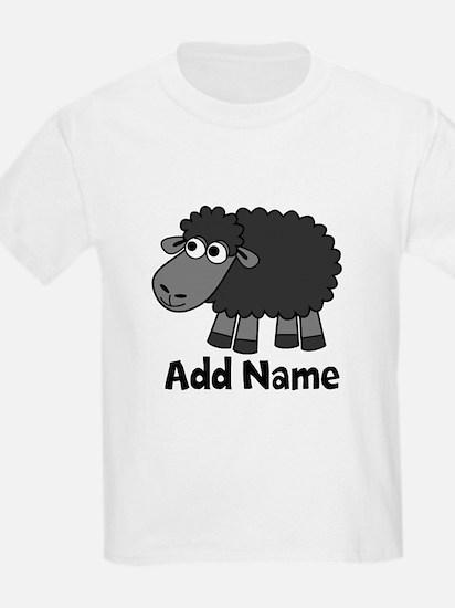 Add Name - Farm Animals T-Shirt
