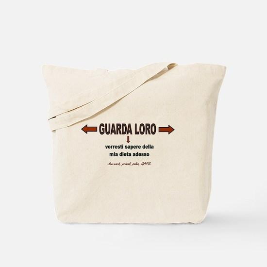 Guarda Loro Tote Bag