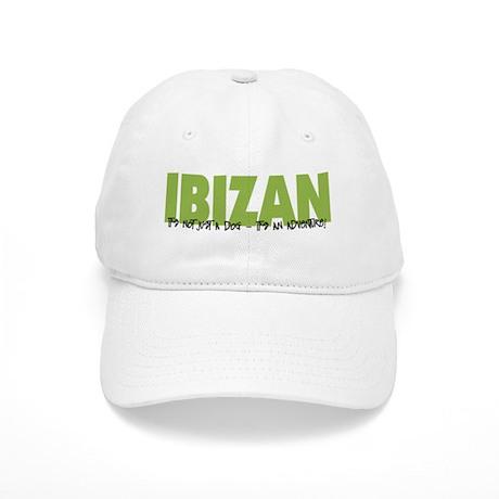 Ibizan IT'S AN ADVENTURE Cap