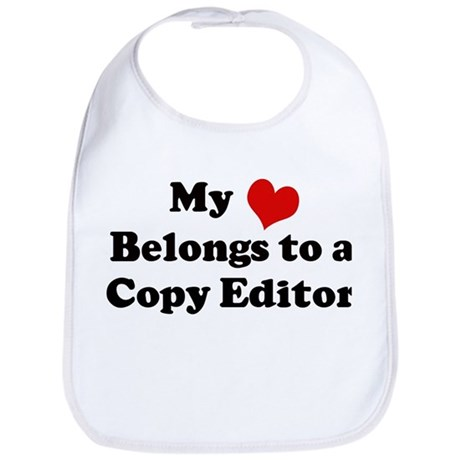Heart Belongs: Copy Editor Bib