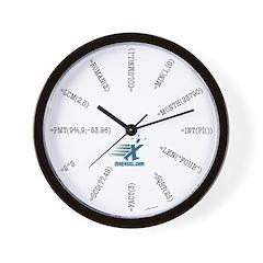 Excel Function Clock
