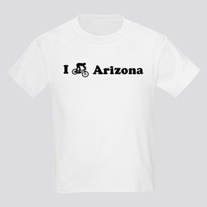 Mountain Bike Arizona Kids T-Shirt