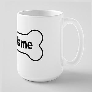 Personalize this Large Mug