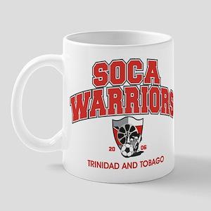 Soca Warriors Mug