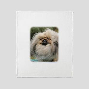 Pekingese 9Y201D-070 Throw Blanket
