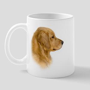 Golden Retriever Portrait Mug