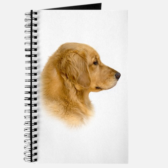 Golden Retriever Portrait Journal