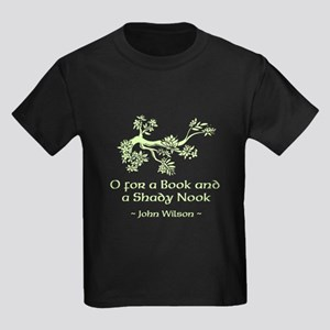 O for a Book Kids Dark T-Shirt