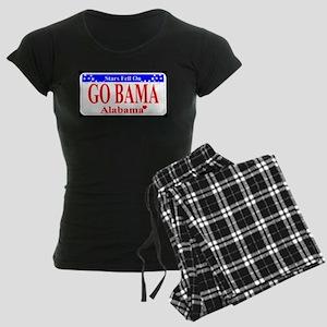 Go Bama! Women's Dark Pajamas