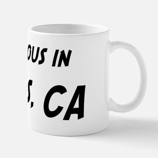 Famous in Salinas Mug