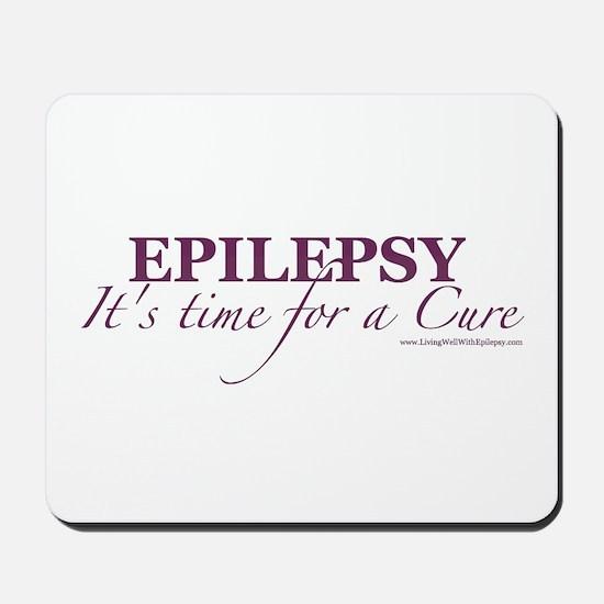 Holiday Gift Epilepsy Mousepad