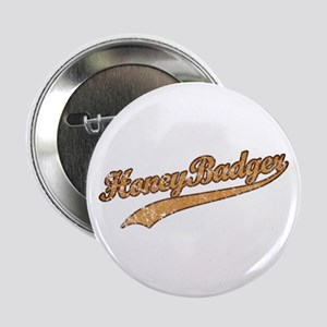"Team Honey Badger 2.25"" Button"