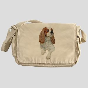 Cavalier King Charles Messenger Bag