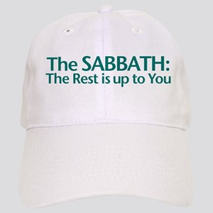 The SABBATH The Rest Is Up To You Cap