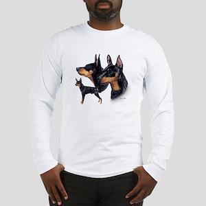 Miniature Pinscher Long Sleeve T-Shirt
