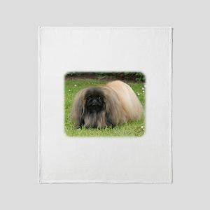 Pekingese 9Y218D-016 Throw Blanket