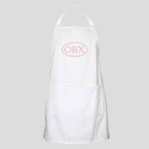 Pink OBX Outer Banks NC Apron