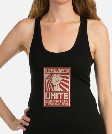 Introverts Unite Separately In Your Own Homes Tank