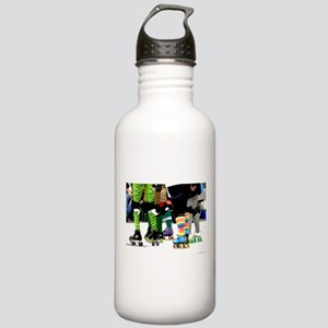 .individuality. Stainless Water Bottle 1.0L