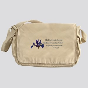 Psalm 13:5 Messenger Bag