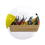Hardhat Long Wooden Toolbox 3.5