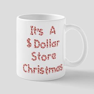 Bad Economy Christmas Mug