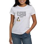 No windows Women's T-Shirt